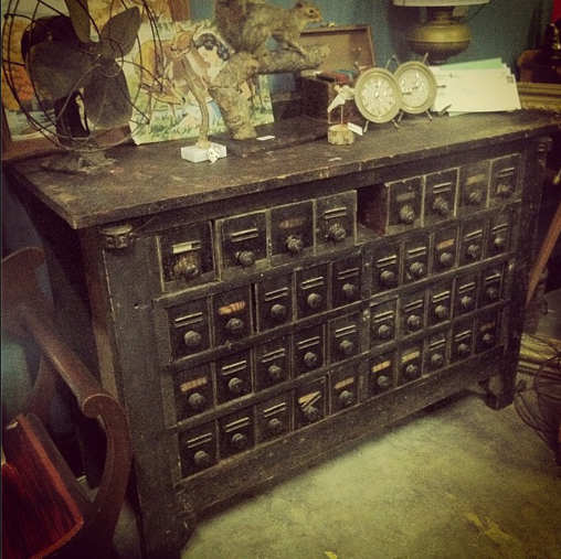 antique woodworking bench