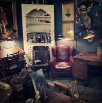 Odd Couple Shop warehouse