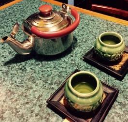 Lapple Green Tea