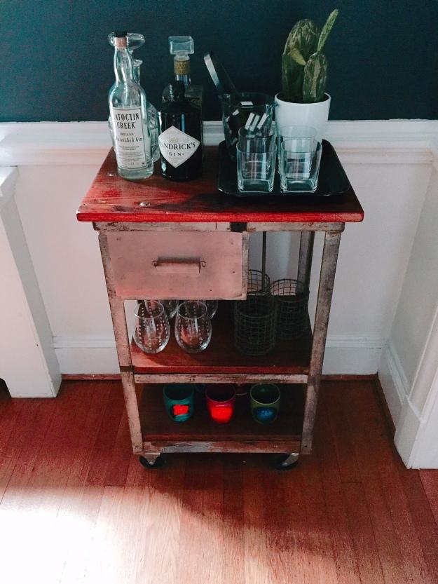 rustic-industrial-bar-cart