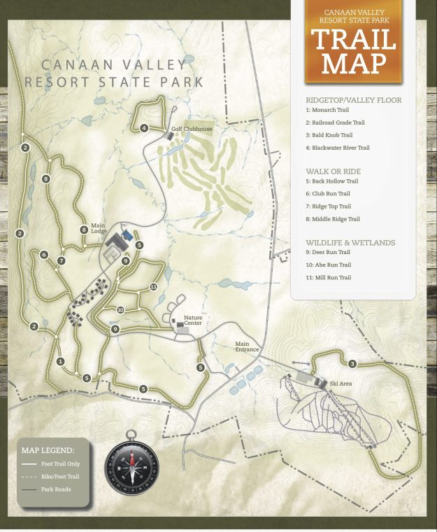 canaan-trail-map